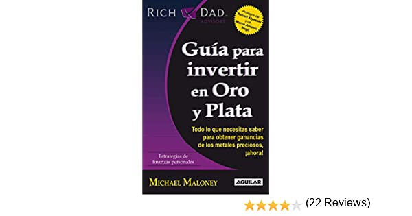 Amazon gua para invertir en oro y plata spanish edition amazon gua para invertir en oro y plata spanish edition ebook michael maloney kindle store fandeluxe Choice Image