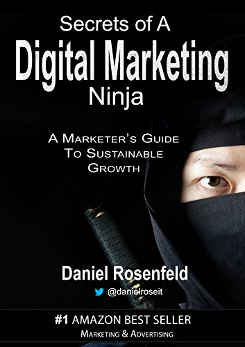 Amazon secrets of a digital marketing ninja sustainable growth secrets of a digital marketing ninja sustainable growth strategies by rosenfeld daniel fandeluxe Choice Image
