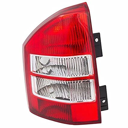 Fits JEEP COMPASS 2007-2010 Tail Light Left Side 5303879AB Car Lamp Auto