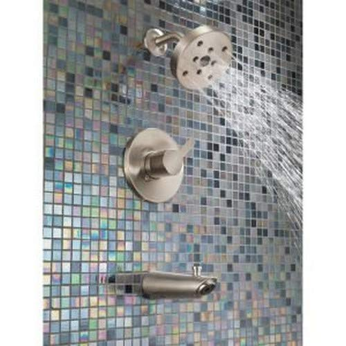 Delta Faucet T14461-SS Compel 14 Series MultiChoice Tub//Shower Trim Stainless