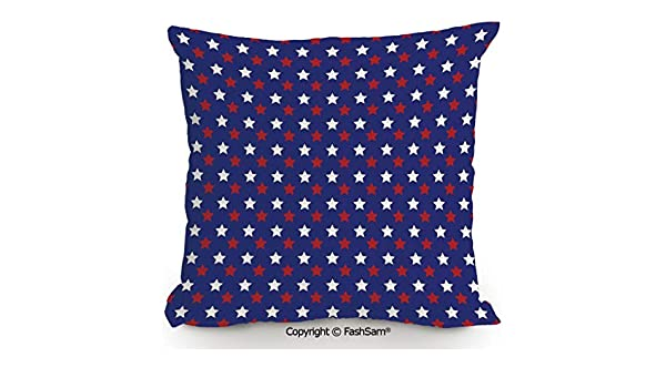 Amazon.com: Home Super Soft Throw Pillow United States of ...
