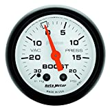 Auto Meter 5701 Phantom Mechanical Boost/Vacuum Gauge
