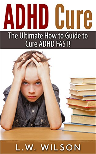ADHD Cure Ultimate parenting without ebook product image