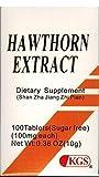 Hawthorn Extract (Shan Zha Jiang Zhi Pian) 10 Bottles Review