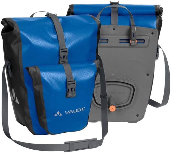 Volume 51 l VAUDE Aqua Back Plus Sacoche de v/élo pour roue arri/ère/ mati/ère b/âche sans PVC une paire