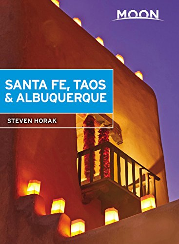 Moon Santa Fe, Taos & Albuquerque (Travel Guide) - 51XuG 2DL9L