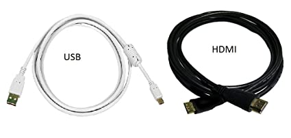 Cable USB y 4 K de alta velocidad Cable Mini HDMI a HDMI para ...