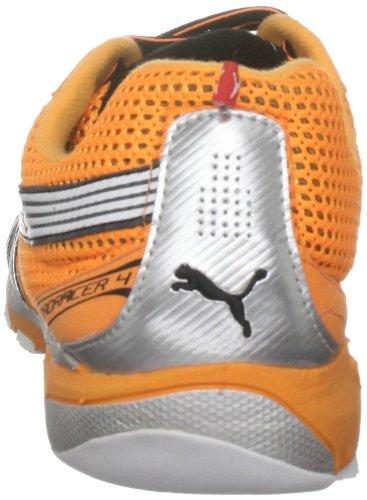 lacets Sport Puma homme Silver White Orange Orange Black Lifestyle qSqRE