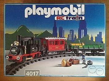 Tren esJuguetes De Playmobil 4017 Y Rc ÉpocaAmazon Juegos n0Nm8w