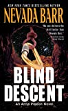 Blind Descent by Nevada Barr front cover