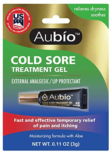 Sore Gel - Aubio Cold Sore Treatment Gel