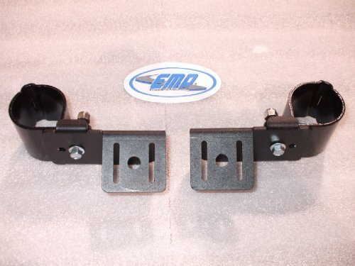 UTV Light Bracket (set), 1.75IN by Extreme Metal Products