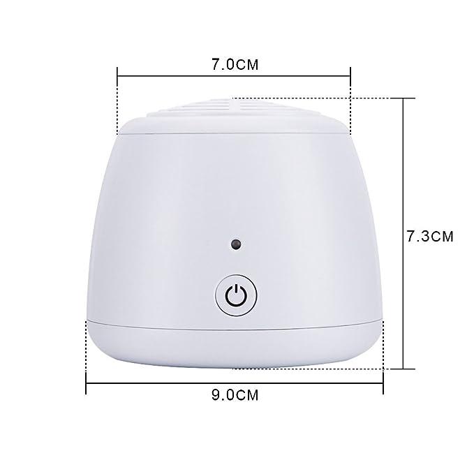 Ozonizador de Nevera, Mini Generador de Ozono para Quitar Mal Olor ...