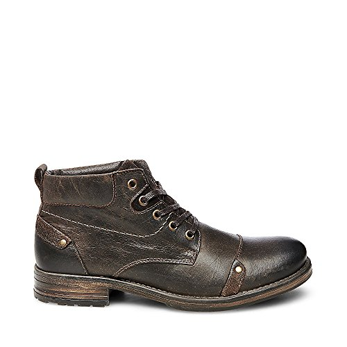 Ludic Casual Steve Leather Men's Bootie Madden Brown ATqEf1
