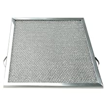 Air King GF-06S Replacement Grease Filter for Quiet Zone Series Hoods, 10-1/4 x 12 x 3/8-Inch