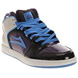 Lakai Men's Telford HO5 Sneaker,Purple/Black,12 M US