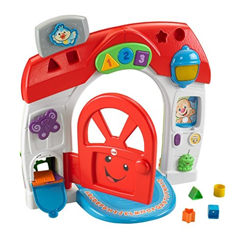 Presents to get 1 year old girls. Fisher-Price Laugh & Learn Smart Stages Home Play Set