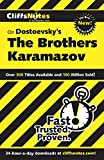 CliffsNotes on Dostoevsky's The Brothers