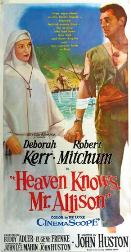 Heaven Knows, Mr. Allison POSTER Movie (27 x 40 Inches - 69cm (Heaven Movie Poster)
