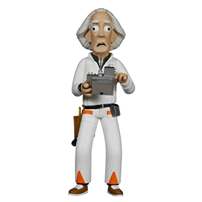 Funko Vinyl Idolz: Back to The Future - Dr. Emmett Brown Action Figure: Funko Vinyl Idolz:: Toys & Games