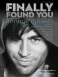 Enrique Iglesias - Finally Found You - Piano/Vocal/Guitar - Best Reviews Guide