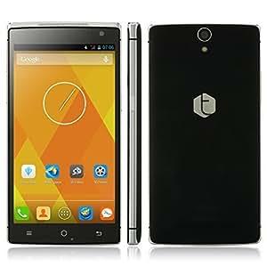 Takee 1 3G Smartphone MTK6592T Cortex A7 2.0GHz Octa Core 5.5 Pulgada 1920 x 1080 pixels FHD Pantalla 2GB+32GB TOS 13MP Cámara Naked Eye 3D Air Touch Doble SIM Tarjeta Smartphone libre desbloqueado Negro