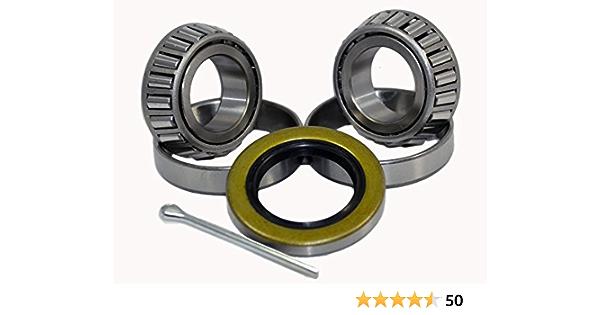PEER Tapered Roller Bearing 1 in L44643 Trailer Mower Utility