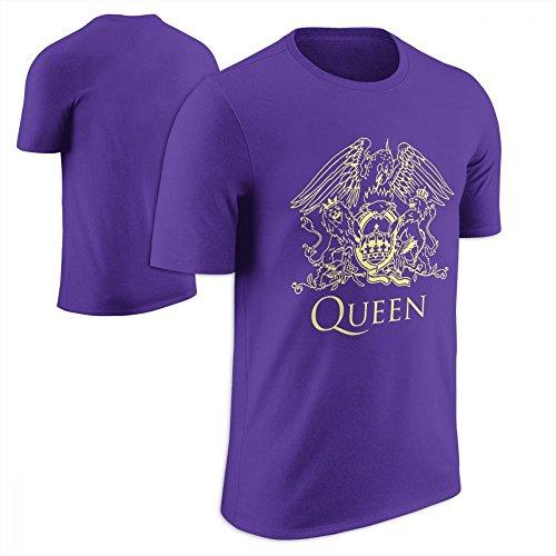 Queen Band Rock Music Logo Men's (Logo Rock Band)