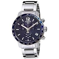 Tissot Men's T0954171104700 Quickster Blue Watch