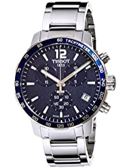 Tissot Men's T0954171104700 Quickster Blue Watch