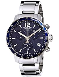 Men's T0954171104700 Quickster Blue Watch