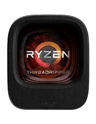 AMD Ryzen Threadripper 1950X (16-core/32-thread) Desktop Proc...