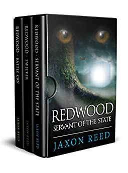 The Redwood Trilogy Box Set by [Reed, Jaxon]