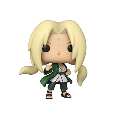 Funko Pop! Animation: Naruto - Lady Tsunade: Toys & Games