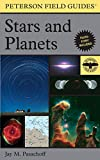 img - for A Peterson Field Guide to Stars and Planets (Peterson Field Guides) book / textbook / text book