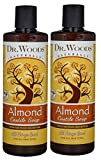 Best Dr. Woods Black Soaps - Dr. Woods Pure Almond Liquid Castile Soap Review