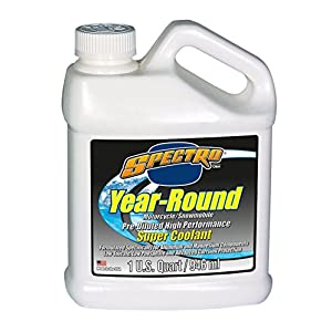 Spectro Oil R.YR Super Coolant /Anti-Freeze (Year Round Premixed),1 Pack
