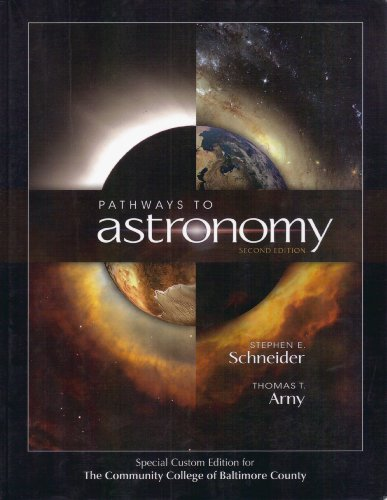 Pathways to Astronomy, 2nd Edition