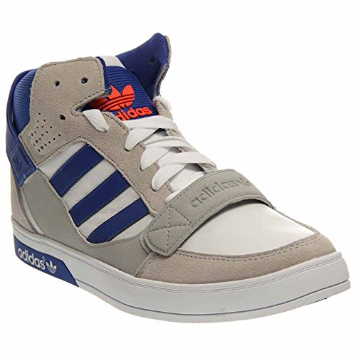 Adidas Hardcourt Defender Mens Moda Sneakers Modello Q22070 Bianco