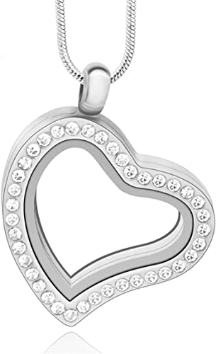 The new medium heart locket from Origami Owl is so adorable ... | 500x306