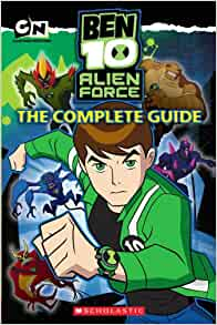 Ben 10 Alien Force Complete Offical guide book - YouTube