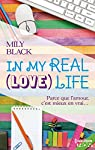 In my real (love) life  par Black