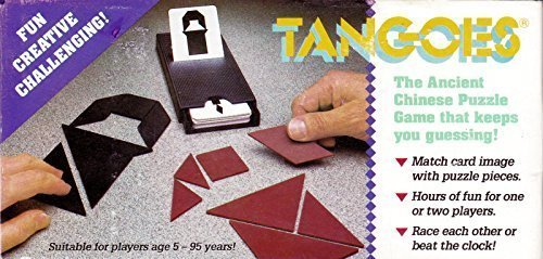 (Tangoes: The Ancient Chinese Puzzle Game that Keeps You Guessing! (Ages 5 to Adult))
