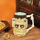 Green Monster Mug - Drinkware