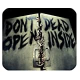 Personalized Customized The Walking Dead Mouse Pad Standard Rectangle Mousepad MP010909