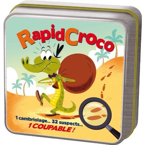Cocktail Games JP05N - Jeu Enfants - Rapidcroco