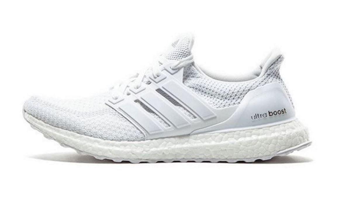 f38911d78286a Adidas Ultra Boost 2.0 Triple White