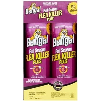 Amazon Bengal Full Season Flea Killer 2 Pack 2x16 Oz