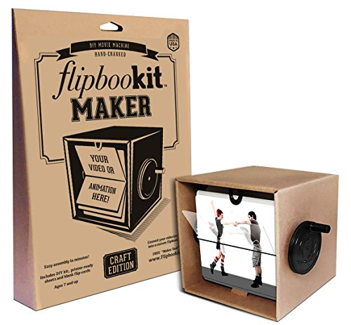 FlipBooKit Maker Kit Craft Edition
