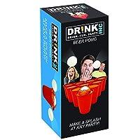 Bier pong Set trinken Portable Party Tisch Jugendliche Erwachsene Alkohol vor...